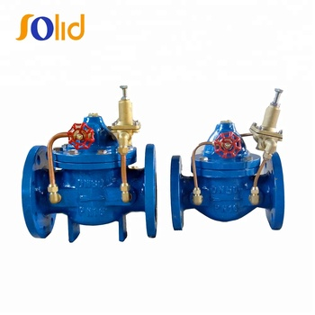 200X Pressure reducing Valve/Pressure Relief Valve