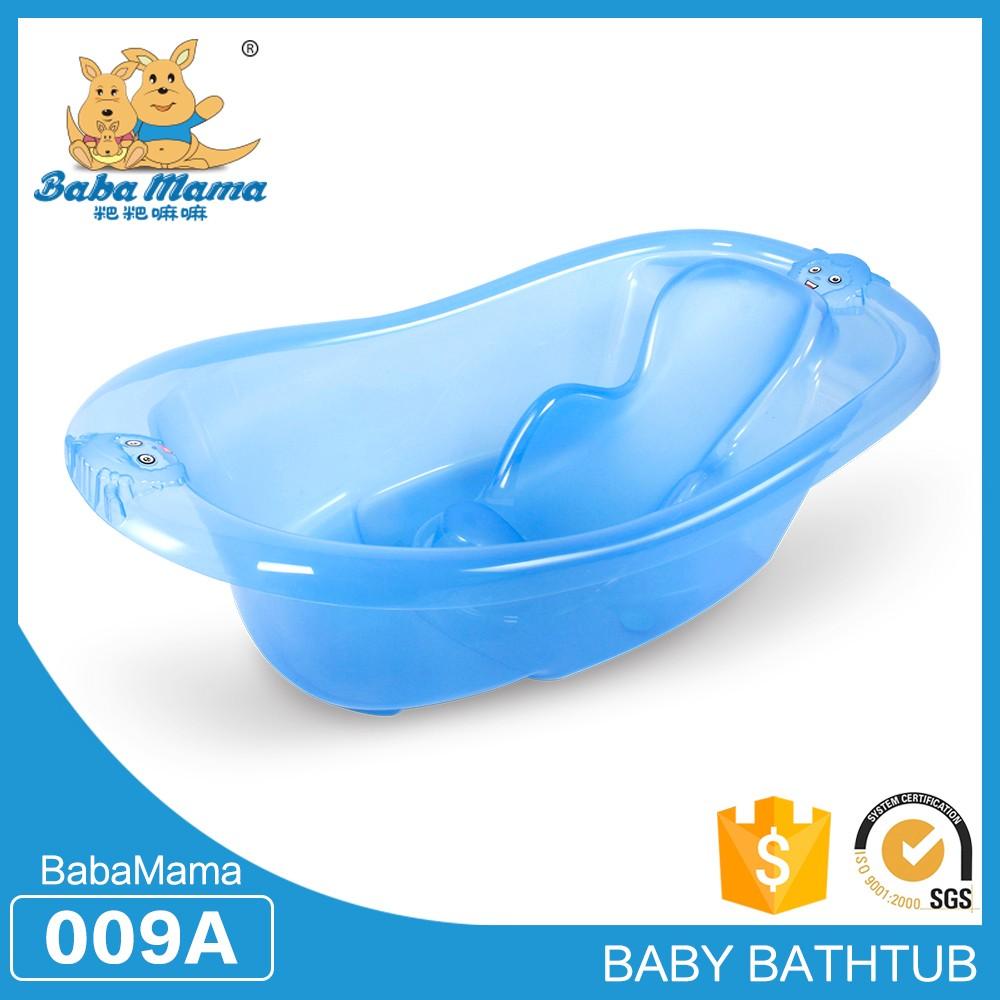 Plastic Baby Bath Tub Set With Thermometer, Plastic Baby Bath Tub ...