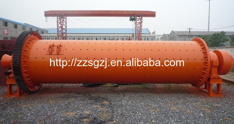 Industrial Limestone Grinding Ball Mill For Cement Or Ceramic