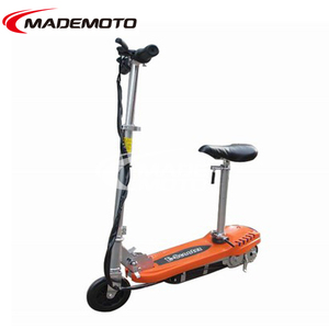 2 Wheel Cheap Electric Scooter with Orange Color