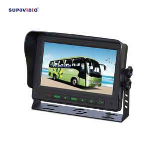 Hot Sale Bus Monitor 24V Seat System