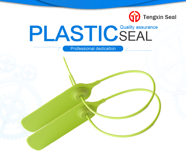 TX-PS107Shipping Container Oil Pull Tigh Plastic Seal