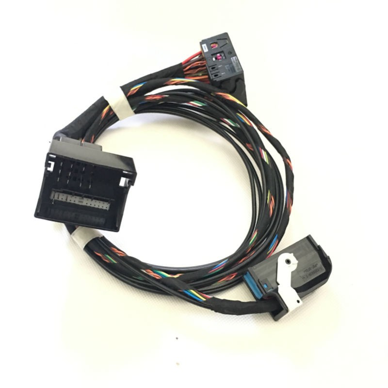 HTB1OxEJQFXXXXb3XFXXq6xXFXXXE 9w2 9w7 bluetooth plug&play wiring harness for vw golf mk6 passat  at bakdesigns.co