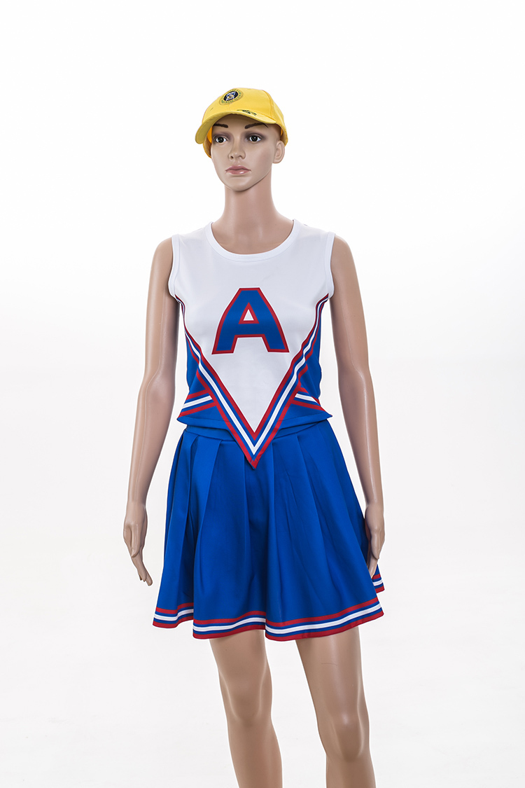 Healong Hot Selling Custom Sublimation Wholesale Cheerleading Uniform For Kids