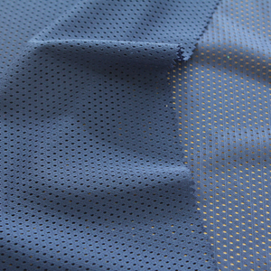 China direct textile factory wholesale 100 recycled polyester tricot mesh fabric,3d air mesh for motorcycle seat cover,