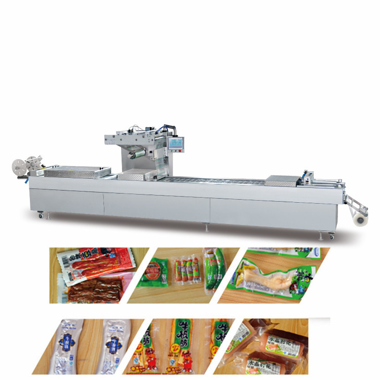 Easy Operation Stretch Film Vacuum Packaging Equipment for sale