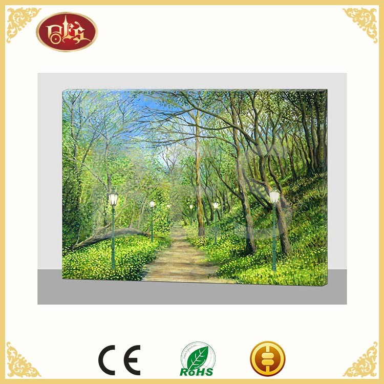 natural environment decoration canvas picture