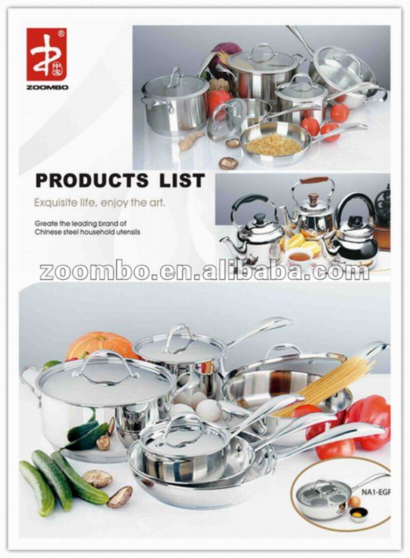 2014 Top Popular Stainless Steel Salad Bowl