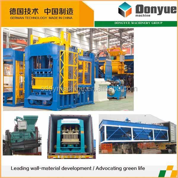 China No.1 Block Machine Supplier Dongyue Provides Hydrofoam Brick ...