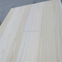 paulownia wood timber KD s4s lumber