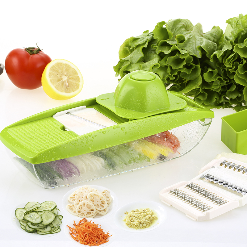 Sayuran Chopper Cutter Slicer Dicer Super Slicer