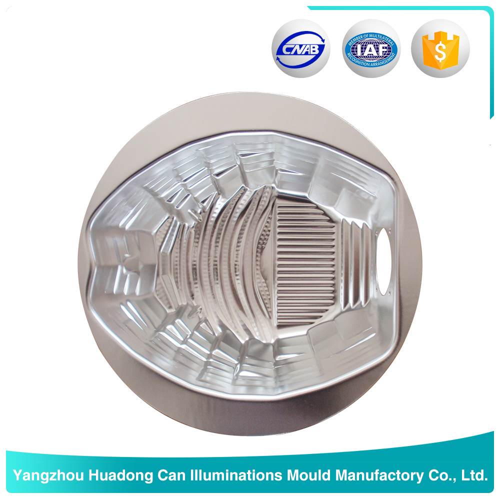 Ce approved open type highway road parabolic reflector