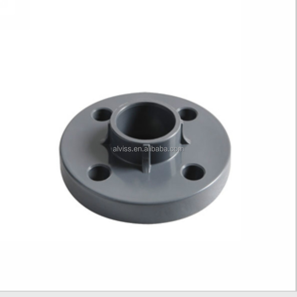 "1/2""-12"" plastic pvc schedule 40 pipe fitting flange"