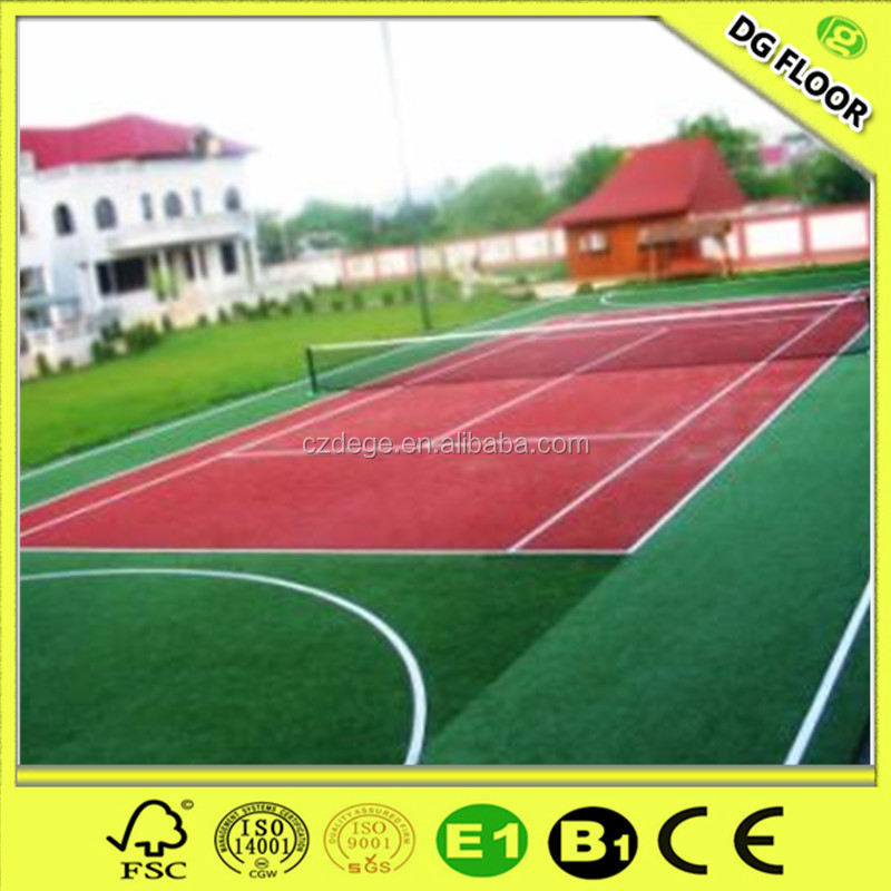 55mm Mini Football Sports synthetic turf shock pad