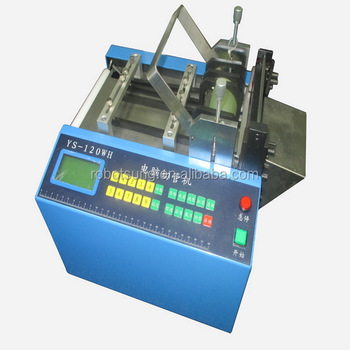 plastic tubing cutter machine