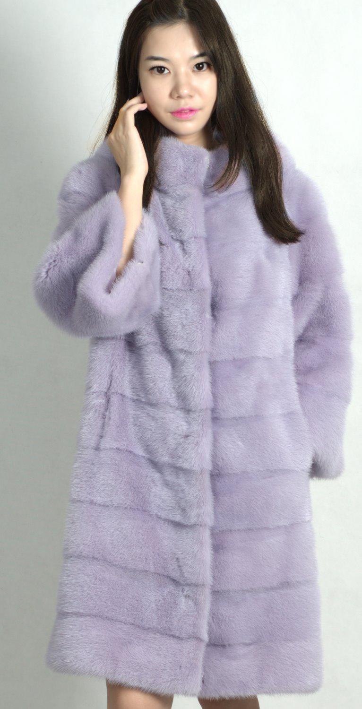 genuine mink fur coat woman 2016 font b winter b font woman fashion real mink fur