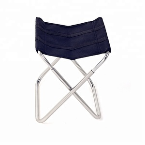 Folding Chairs Outdoor Mini Portable Camping Fishing picnic Small Stool Seat