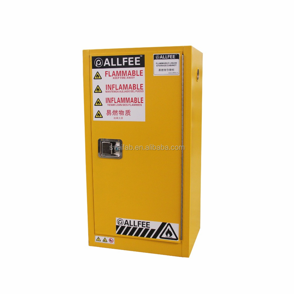 Yellow Flammable Cabinet China Flammable Liquids Safety Cabinet China Flammable Liquids