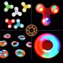 good toy glow in the dark metal spinner ring wind spinner parts