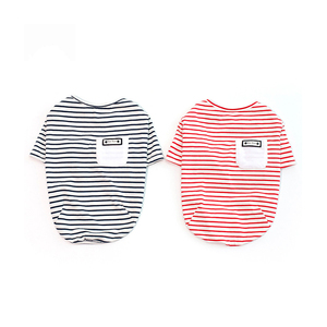 Fashionable Sweet Dog T-shirt Dog Clothes Wholesale