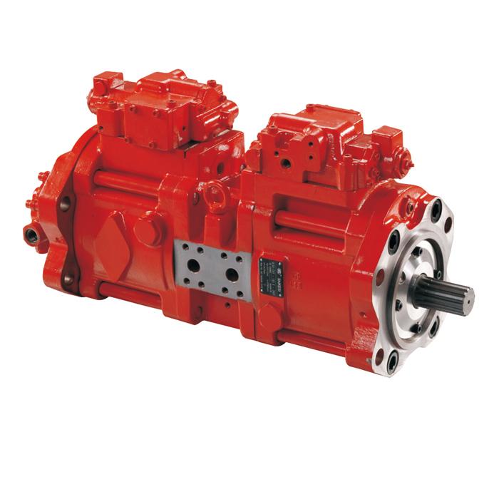hydraulic main pump K3V112DT-112R for Hyundai Robex 210LC