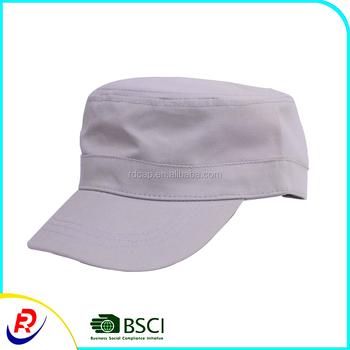 9a2b211abdc Custom color souvenir foldable sports new design tank hat cotton hat summer flat  top factory price