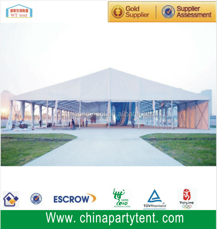 outdoor stretch event marquee tent for 200 person