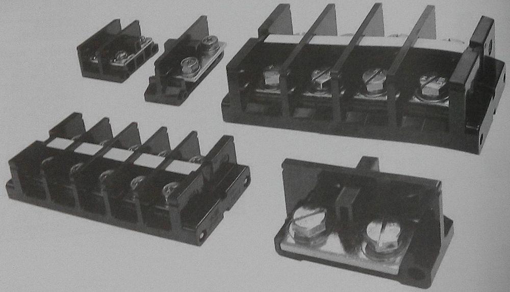 T3020-1 Modular Terminal Blocks With Plastic Covers 4 Pin Terminal ...