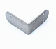 Heavy Duty Zinc Plated Metal L Shape Shelf Bracket