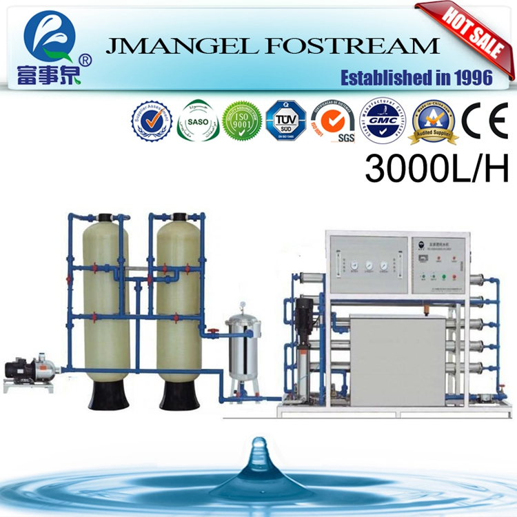 Fostream ro well water purifying system water purifier r o system