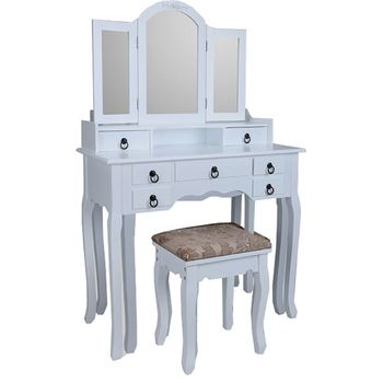 first rate cd7a9 e4ded Dreamve Vanity Dresser Cabinet Design With Mirror For Girls - Buy Dresser  With Mirror For Girls,Vanity Cabinet Dresser,Vanity Cabinet Dresser Product  ...