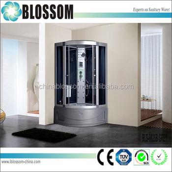 Wonderful Trade Assurance Europe Sauna Air Curtain Corner Bath Shower Cabin