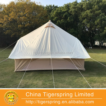 Durable Sibley Bell Tents Canvas Bell Tent Family C&ing Tent for Sale & Durable Sibley Bell Tents Canvas Bell Tent Family Camping Tent for ...