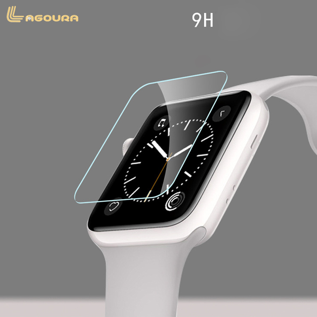 High quality safety protective tempered film for Apple watch