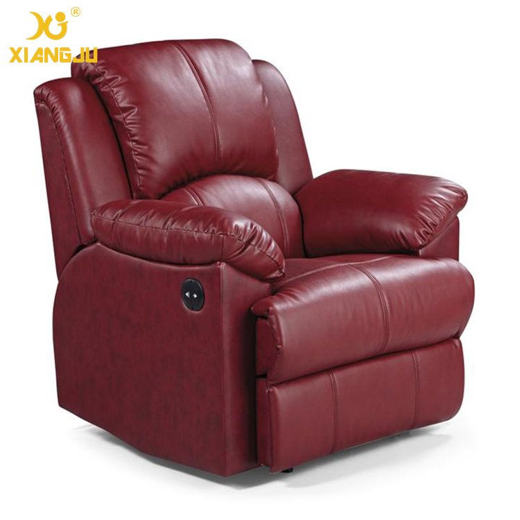 Awesome Real Leather Electric Home Recliner Cinema Chair Comfortable Theater Sofa Xj Vip 008 Buy Recliner Cinema Chair Home Theatre Recliner Chair Small Cjindustries Chair Design For Home Cjindustriesco