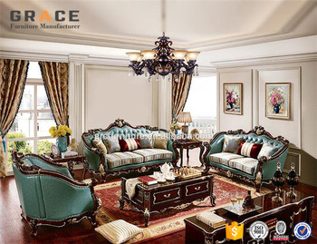 H936r Royal Sofa Set Designs Wedding Luxury Furniture