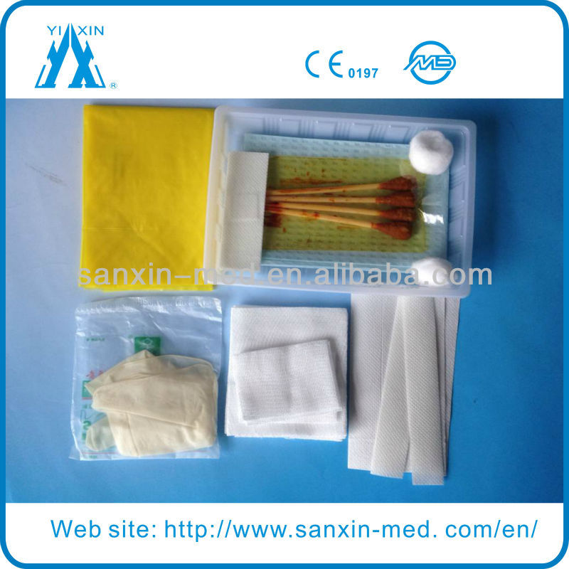 Disposable Dialysis Care Kit