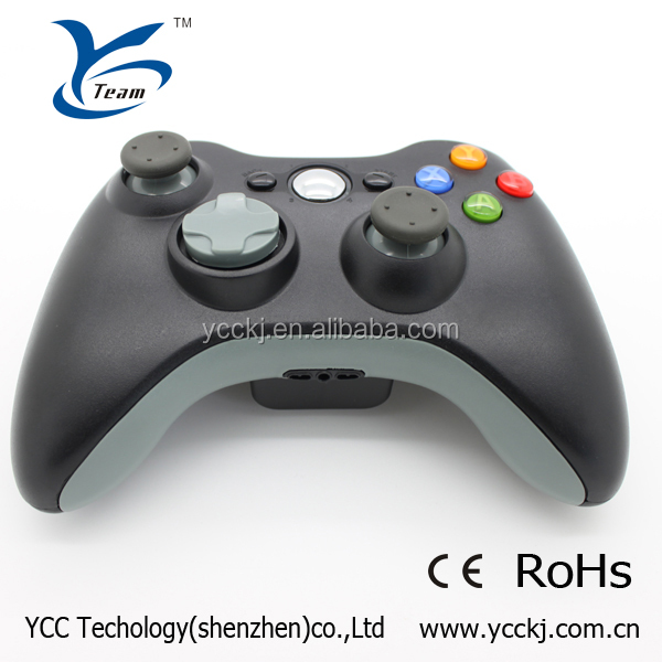 alibaba China supplier black wireless controller for xbox 360 microsoft game console paypal accepted