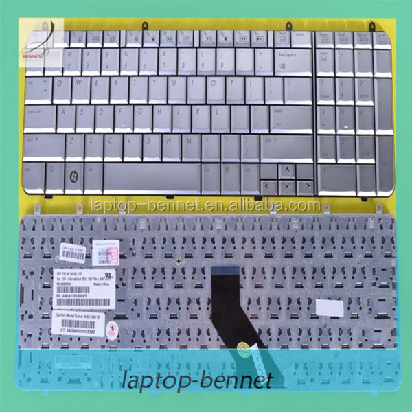 Brand New laptop keyboard for HP Pavilion DV71000 US layout 483275-001