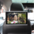 10.1inch android 6.0 Headrest Monitor car back seat lcd monitor Android head pillow wide screen monitor
