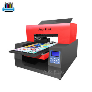 2018 A3 UV LED inkjet printer all new digital photo lab printing machine