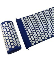 2019 Hottest Wholesale Acupressure Massage Mat Natural Organic Stress Relief Pad