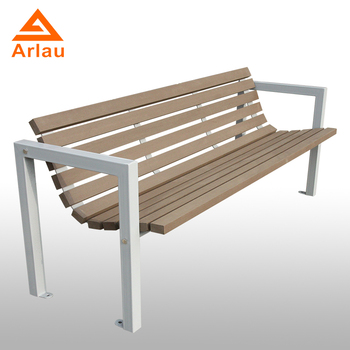 Factory Top Wood Slats For Bench Outdoor Plastic Park