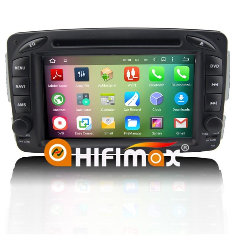 Android 7 1 Radio For W210 Android Car Gps Navigation For Benz Viano W639  (2004-2009) C-w203 G-w463 For Mercedes W210 Navigation - Buy For W210