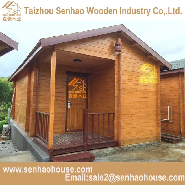 Low Cost Wooden Tools Storage House With Terrace Wood