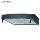 cook top range hoods touch switch with led clean glass