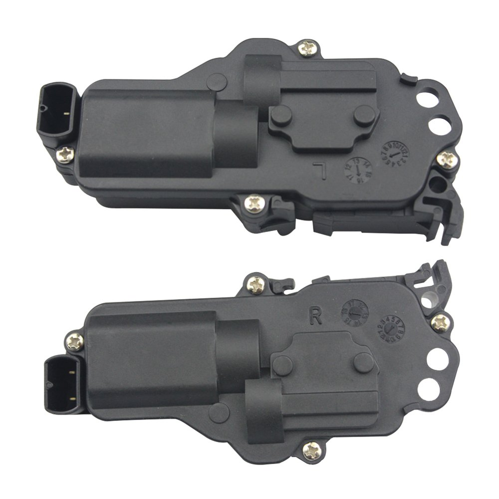 [USA Warehouse] Power Door Lock Actuator Front Rear Left Right LH & RH Pair Set For Ford Truck Mustang Mercury