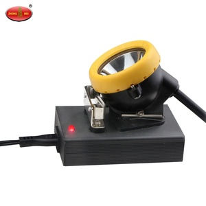 Constant-Current Mode Mine Cap Lamp Battery Charger