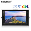 10Bit quad slip rack mount lcd 23 monitor with cinematic display