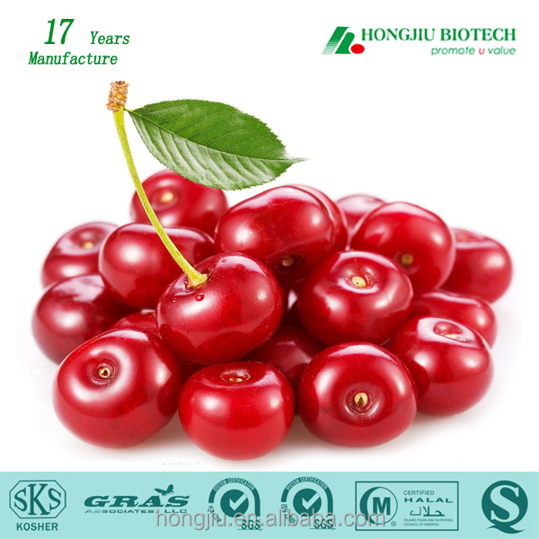 100% Pure Natural Acerola Cherry Extract